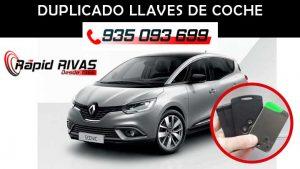 Copia llave Renault Scenic
