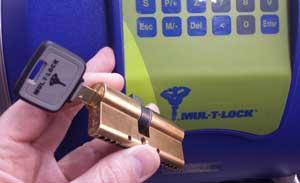 cerraduras de seguridad Mul-T-Lock