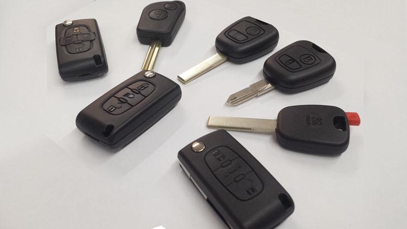 como hacer copia llaves originales coche