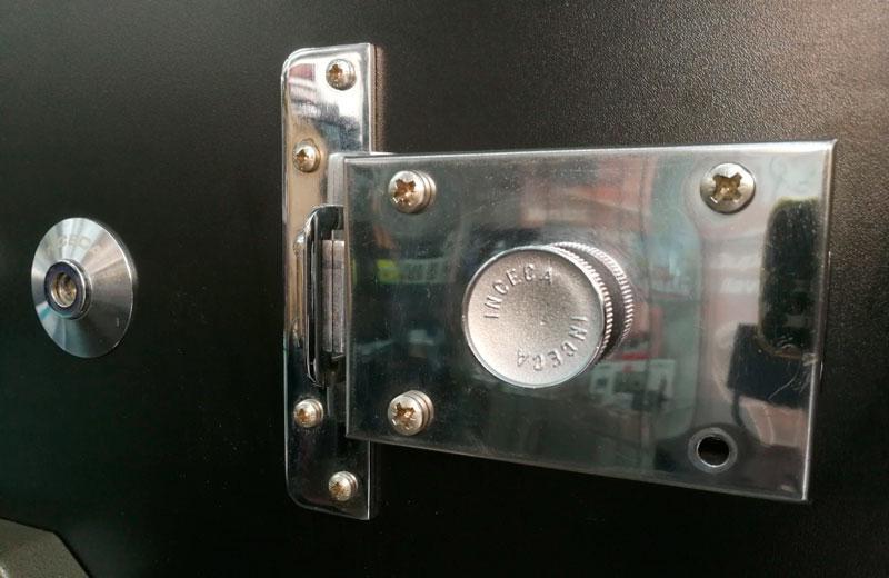 cerradura alta seguridad puertas blindadas a medida