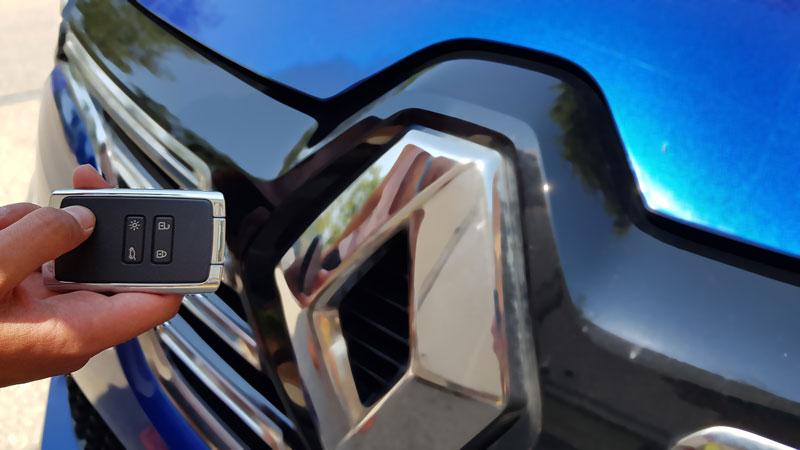 copia de llaves coches electricos